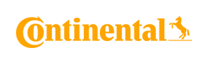 Continental Logo - Yellow